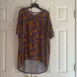 LuLaRoe Irma size Medium